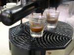 2nd shot from the Pavoni.